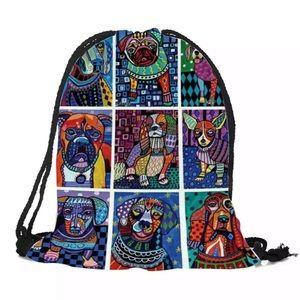 My Favorite Breeds Tote Bag
